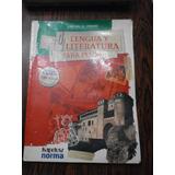Lengua Y Literatura Para Pensar Sec 2 Prim 1 Kapelusz Norma