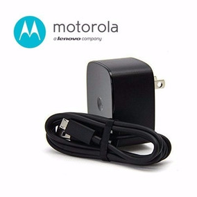 Turbo Cargador Motorola Original Moto G4 Plus
