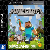 Minecraft Ps3 - Oferta Ps3mexico