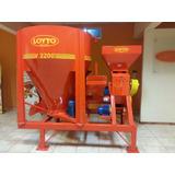 Planta De Alimento - Moledora Mezcladora Loyto N6 - V2200