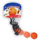 Aro D Basket Basquet Electrónico Contador Pelota