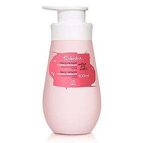 Desodorante Hidratante Corporal Framboesa E Pimenta Rosa