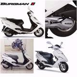 Suzuki Burgman 125 I 2018 Zero Km