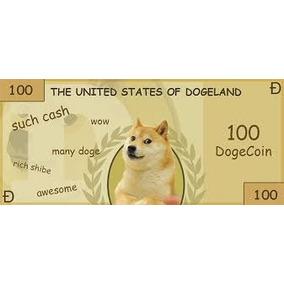 1000 Dogecoin