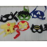 Mascaras Los Vengadores Cotillon Avengers Dizfras Cotillones