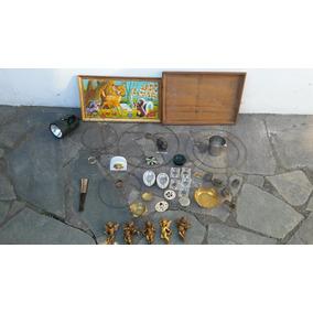 Lote De Antiguedades A Retirar X Villa Bosch