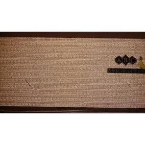 Tecido Frontal Radio Antigo