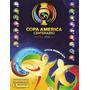 Album Figuritas Futbol Vacio Copa America Centenario 2016