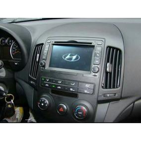 Central Multimidia Booster Hyundai I30 Dvd,gps Ate 2014