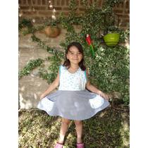 Guardapolvo Jardin!!para Nenas!!