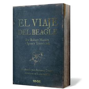 Robinson Crusoe El Viaje Del Beagle Juego De Mesa Invictvs