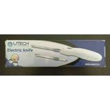 Cuchillo Electrico Utech. Totalmente Nuevo