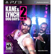 Kane & Lynch Dog Days 2 Ps3