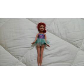 Boneca Ariel Disney Como Bailarina Importada Disney