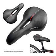 Selim Bike Gts Anatômico Super Confortável
