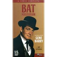 Dvd Bat Masterson A Serie Completa - World - Bonellihq L19