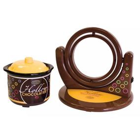 Maquina Para Hacer Figuras De Chocolate Con Moldes Vbf