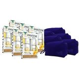Pantene Hidratação 6 Shampoo 400ml + 6 Condicionador 200ml