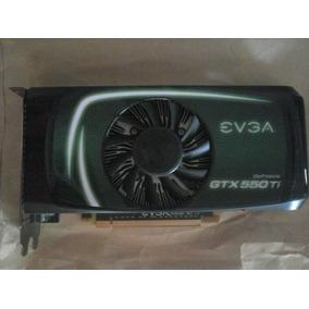Tarjeta Video Evga Ddr5 Nvidia Geforce Gtx 550 Ti Pci Expres