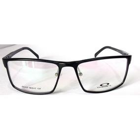 2403d44e0a9a7 Armacao De Oculos De Grau Masculina Acetato Armacoes Oakley - Óculos ...