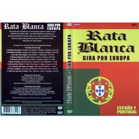 Rata Blanca - Gira Por Europa - Dvd Original Sellado