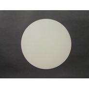Disco Plastificado Ppm Blanco Mate D. 19,5 (x 100 U.) - 142