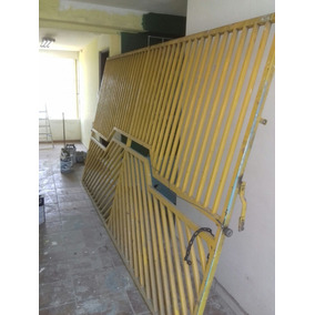 Portão De Ferro Automático De 2.20x4.20