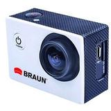Camara Digital Sumergible Braun Paxi Sc4 Video Hd Deportiva