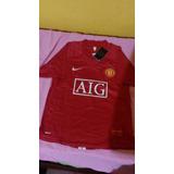 Camisa Manchester United Ronaldo 7