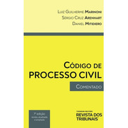 Código De Processo Civil Comentado-7ª Edição - 2021 - Novo