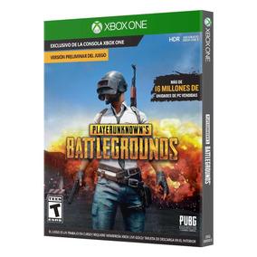 Xbox One Playerunknowns Battlegrounds Nuevo Y Sellado