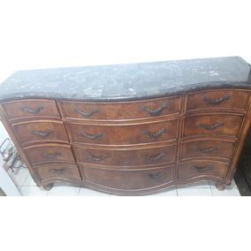 Mueble Grande Con Gavetas Sobre Granito (rebajado)