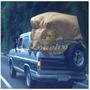 Lona 10x7 Encerado Algodão Para Caminhão Toco Truck Vinil C4
