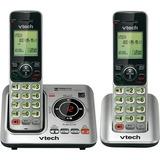 Telefono Inalambrico Vtech Doble Dect 6.0 Cs6629-2 Contestad