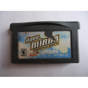 Dave Mirra Para Gameboy Advance Gba Bmx Trucos Bicicletas