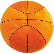 Cojin Esferico Basketball Balon Vianney Vng