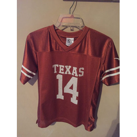 Playera Vintage De Longorns De Texas