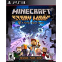 Minecraft Story Mode Ps3 Nuevo Fisico Xstation