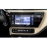 Kit Desbloqueio Video Espelhamento Celular Toyota Corolla 18