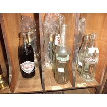 Botella Muy Antigua De Coca Llena *atlanta*