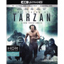 4k Ultra Hd + Blu-ray Legend Of Tarzan / Leyenda De Tarzan
