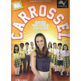 Lote 63 Figurinhas Carrossel 2012 Sem Repetição - Sem Álbum