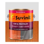 Esmalte Sintético Cor E Proteção Cor Preto - 0,225ml Suvinil