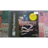Resident Evil 2 Ps1 $27.990 Karasu Big. Fabuloso.