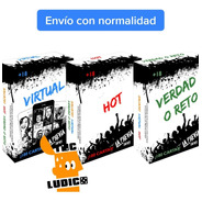 Previa Virtual + Previa Hot + Verdad O Reto, La Previa Games