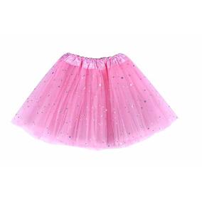 Roupa Ballet Infantil Com Tutu