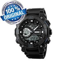 Relógio Masculino Importado Militar Digital Analógico Sshock