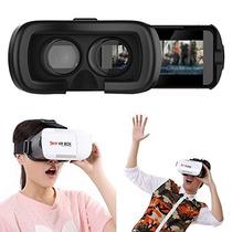 Vr Box 2.0 Google Cardboard Vr Virtual Reality 3d Glasses