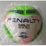 Bola Penalty Futsal Max 1000 Vii - Futebol no Mercado Livre Brasil a47931c03baea