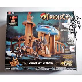 Figura Tv Anime Thundercats Torre Augurio 10cm Brujostore